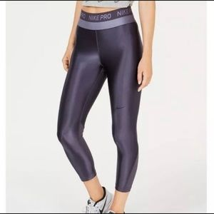 NWT Nike Pro Women's Hypercool Crop Tight